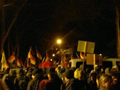 Demo in Rheinhausen am 09.11.2013 in Rheinhausen